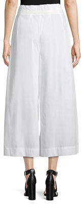 KENDALL + KYLIE Cropped Wide-Leg Pants