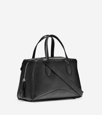 Cole Haan ZERGRAND Leather Satchel