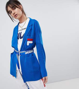 Fila D-Antidote x Soft Blazer With Belt