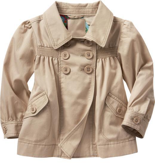 Surplus swing jacket