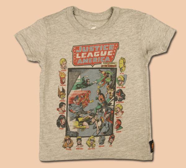Trunk Justice League Tee
