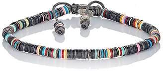 M. Cohen Men's Rondelle Bracelet
