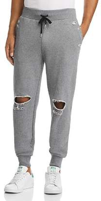 Threads 4 Thought Lux Destroyed Jogger Pants