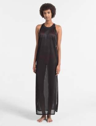 Calvin Klein intense power mesh dress