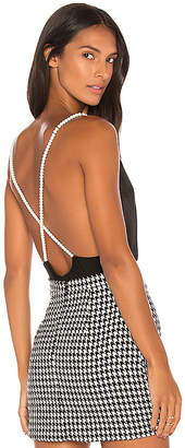 Motel Yara Pearl Bodysuit