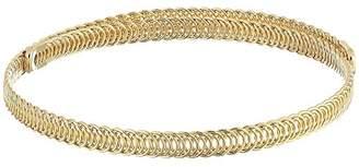 Kenneth Jay Lane Braided Choker Necklace