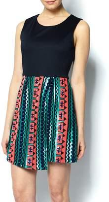 Freeway Sequin Party Dress