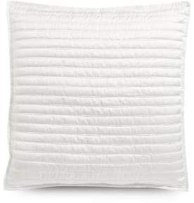 Hotel Collection Plume Quilted Euro Sham