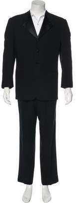 Calvin Klein Collection Virgin Wool Tuxedo