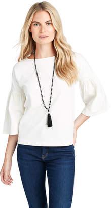 Vineyard Vines Bell Sleeve Knit Top