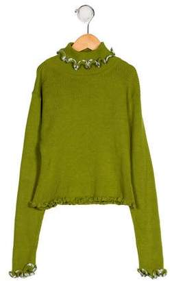 Florence Eiseman Long Sleeve Turtleneck
