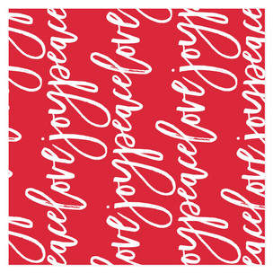 Seasons Wishes Self-Launch Wrapping Paper