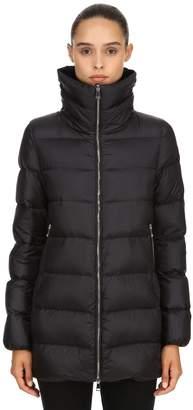 Moncler Torcol Nylon Down Coat