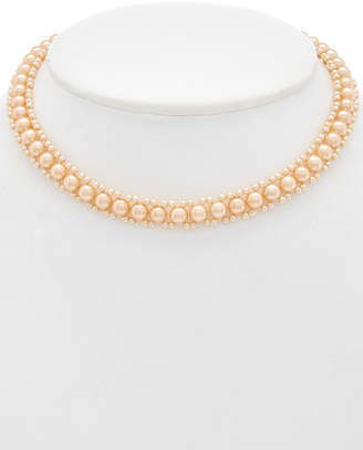 Carolee Pink Champagne Necklace