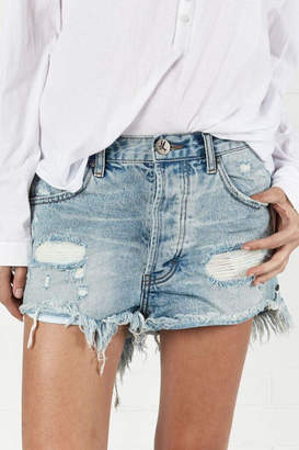 One Teaspoon Outlaw Jean Shorts