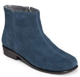Aerosoles Duble Trouble Suede Booties