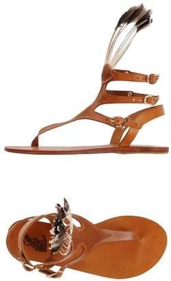 7b6e89c40c4e83 Ancient Greek Sandals Ankle Buckle Sandals For Women - ShopStyle UK