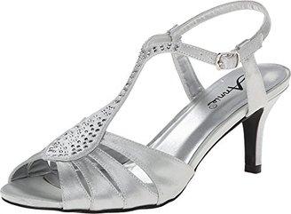 Annie Shoes Women's Luxury Sandal $13.52 thestylecure.com