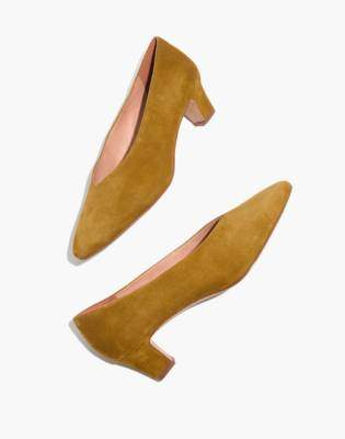Madewell The Etta Pump
