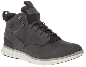 Timberland New Mens Grey Killington Hiker Nubuck Boots Lace Up