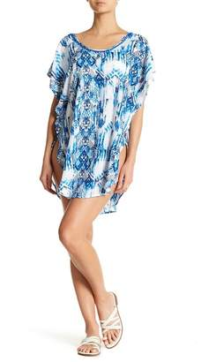 Hawaiian Tropic Cover Me Up Printed Cover Up