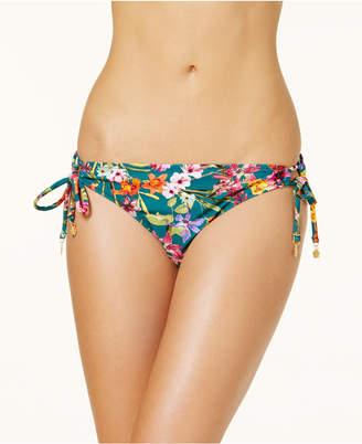 Jessica Simpson Eden Side-Tie Bikini Bottoms Women's Swimsuit