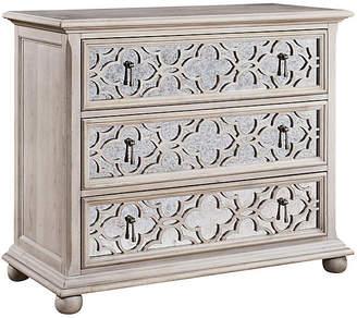 One Kings Lane Elan 3-Drawer Dresser - Whitewash