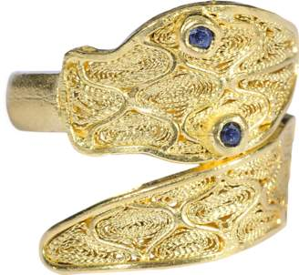 Mallarino Jazmin snake ring