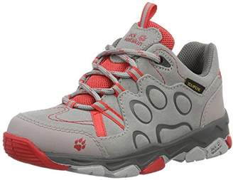 Jack Wolfskin Unisex Kids' Mtn Attack 2 Cl Texapore K Low Rise Hiking Shoes,12 UK Child