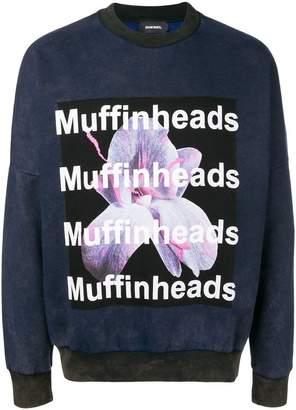 Diesel Muffinheads sweatshirt