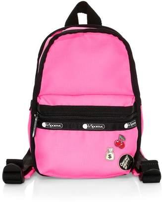 Le Sport Sac x Baron Von Fancy Mini Backpack