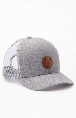 RVCA Volume Snapback Trucker Hat