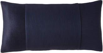 Donna Karan Home Corded Decorative Pillow