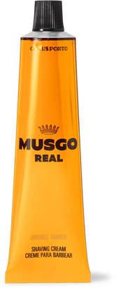 Claus Porto Orange Amber Shaving Cream, 100ml