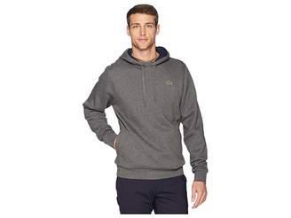 Lacoste Sport Pullover Hoodie Fleece