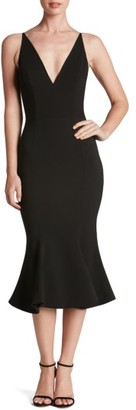 Women's Dress The Population Isabelle Crepe Mermaid Dress $216 thestylecure.com