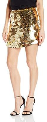 Trina Turk Women's Mini Kalina Sequin Skirt