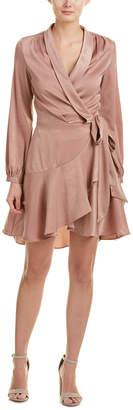 Lucy Paris Siana Wrap Dress