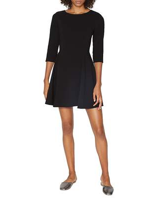 HALSTON HERITAGE Fit-and-Flare Dress $295 thestylecure.com