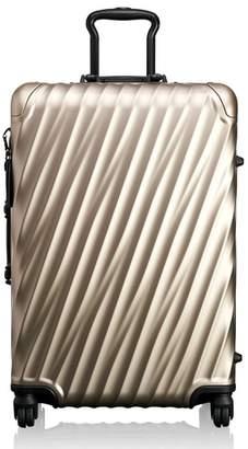 Tumi 19-Degree 26-Inch Aluminum Spinner Packing Case