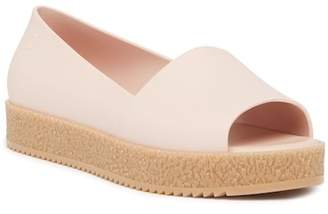 Melissa Puzzle Flatform Shoe