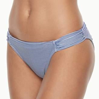 So Mix and Match Shirred Hipster Bikini Bottoms
