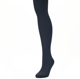 Apt. 9 Plus Size Blackout Control-Top Opaque Tights