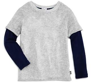 Splendid Boys' Baseball Tee - Little Kid