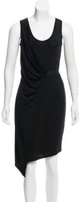 Kimberly Ovitz Sleeveless Midi Dress