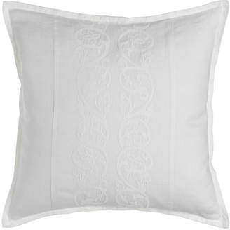Pom Pom at Home Allegra European Sham with Embroidered Inset