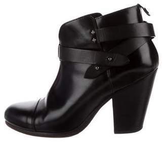 Rag & Bone Harrow Leather Booties