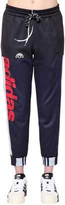 adidas By Alexander Wang Printed Tech Sweatpants
