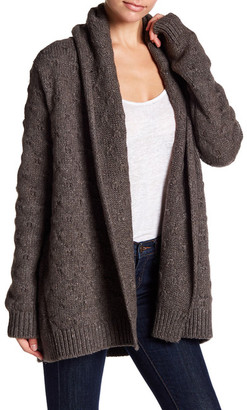 VINCE. Long Sleeve Knit Cardigan $475 thestylecure.com