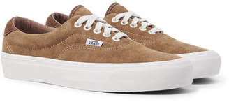 Vans OG Era 59 LX Suede Sneakers - Men - Tan
